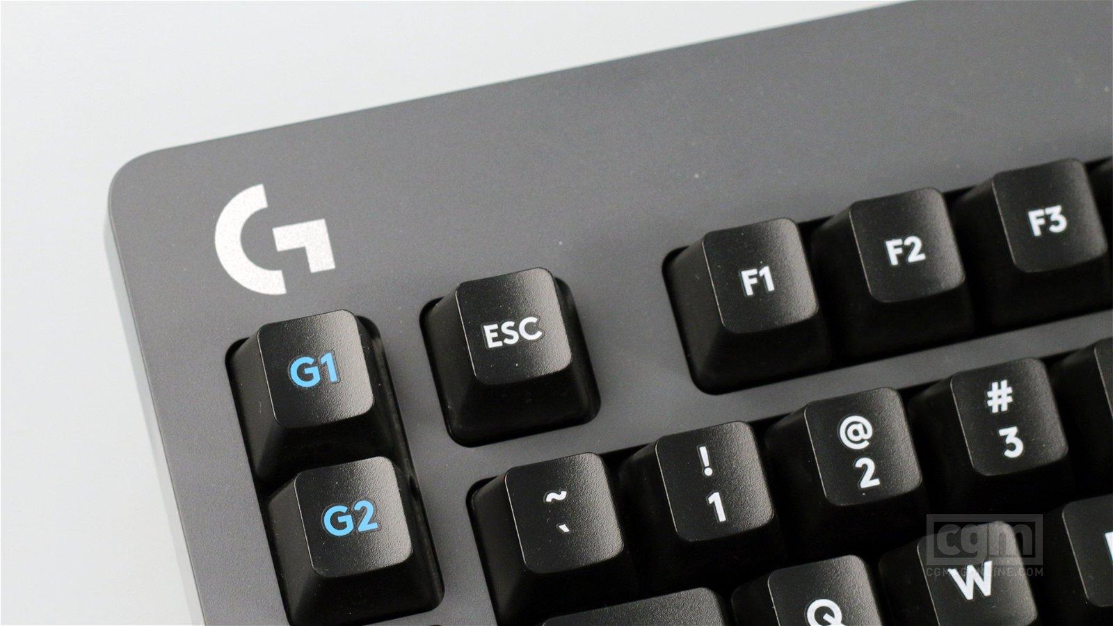 Logitech G613 Wireless Mechanical Keyboard Review 2