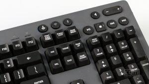 Logitech G613 Wireless Mechanical Keyboard Review 5