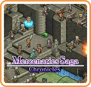 Mercenaries Saga Chronicles Review 1