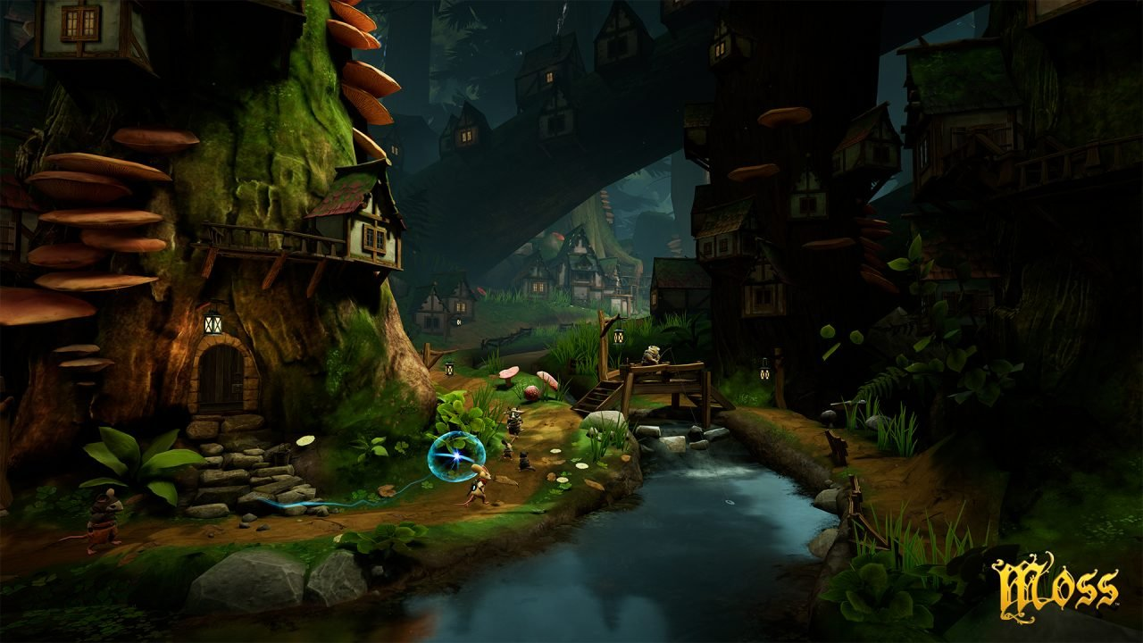 Moss (PSVR) Review 3