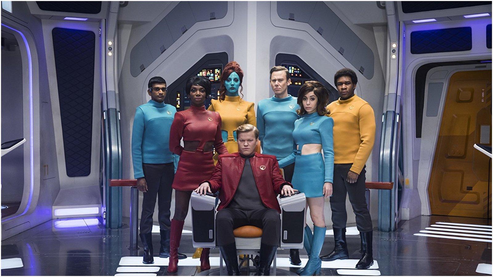 Netflix Renews Black Mirror  for a Fifth Season