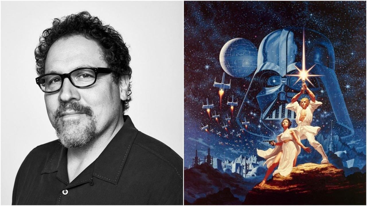 New Star Wars TV Series Coming from Jungle Book Director Jon Favreau