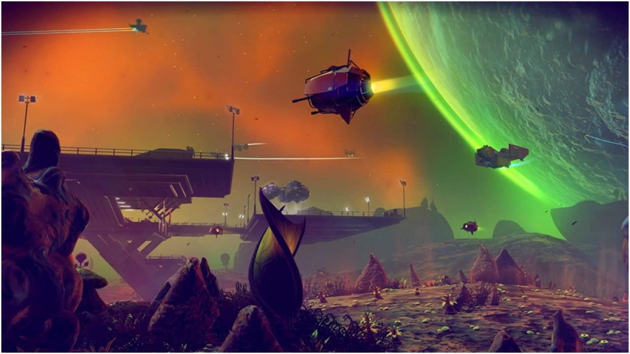No Man's Sky Coming to XBOX One Alongside Substantial Update