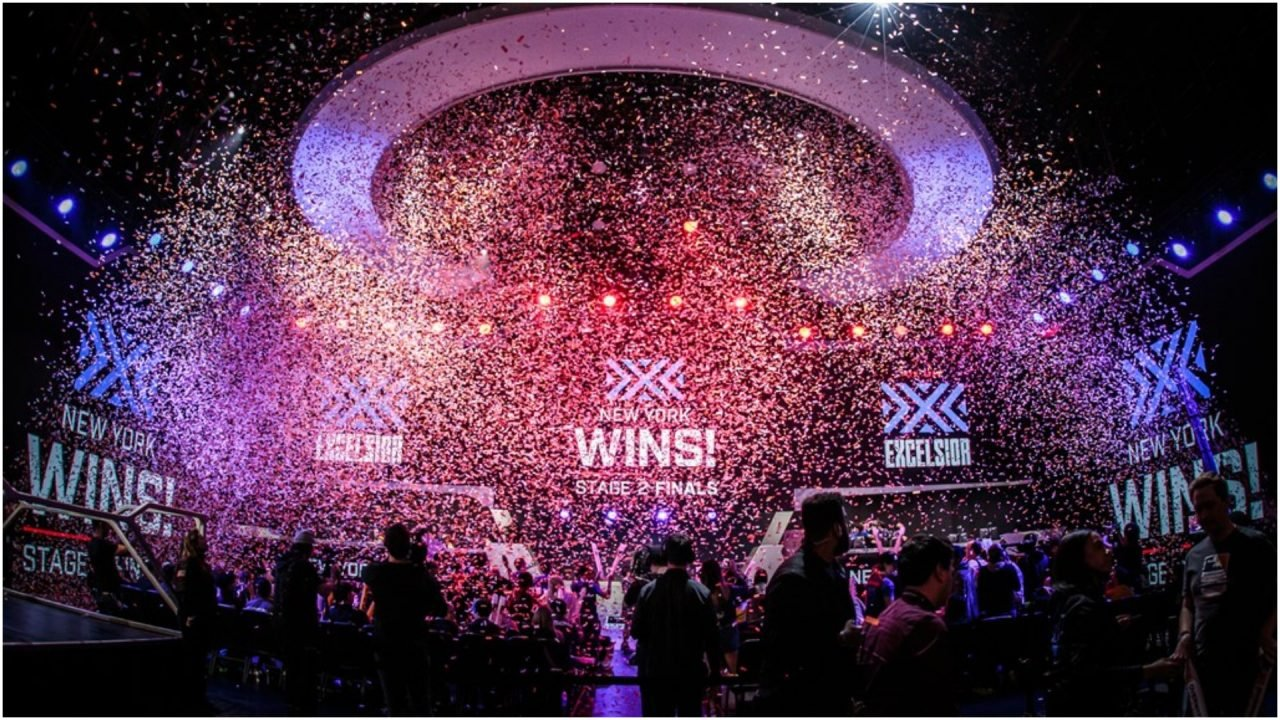 NYXL Wins Overwatch League Stage 2 Championships