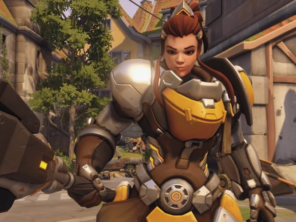 Overwatch's Newest Hero Gets Her First Skin