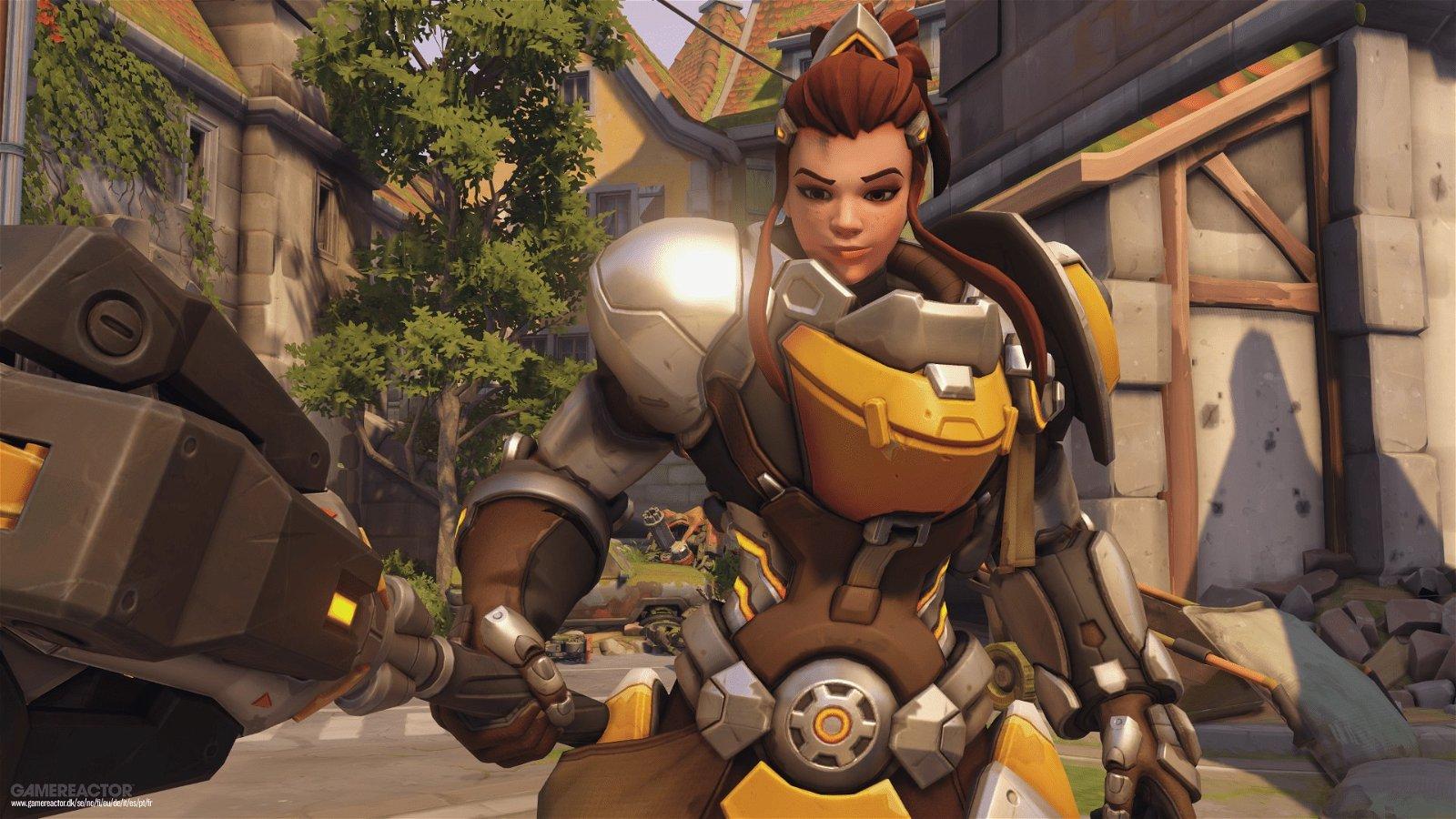 Overwatch's Newest Hero Gets Her First Skin