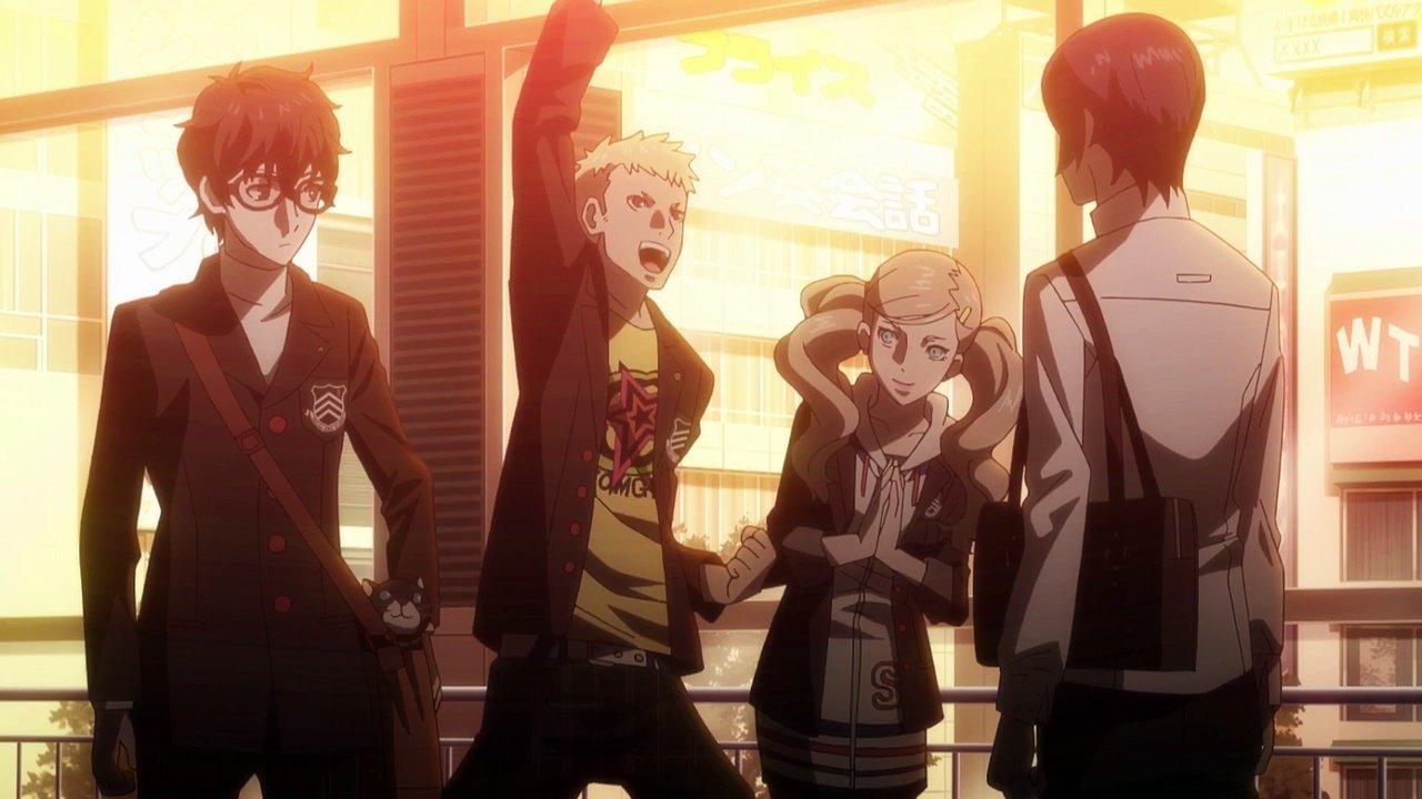 Persona 5: The Animation Will Be Simulcast on Hulu, Crunchyroll 1