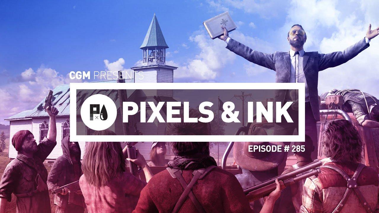 Pixels & Ink: Episode #285 - Remastering Goldblum