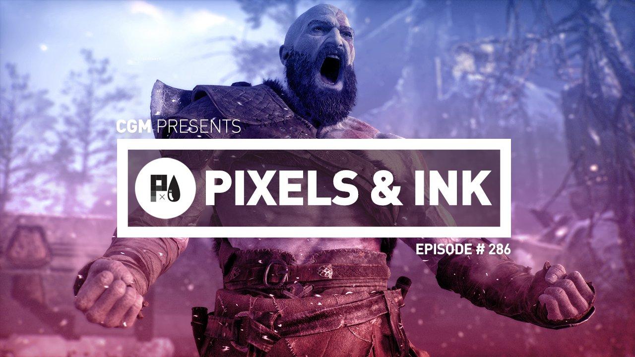 Pixels & Ink Podcast: Episode #286 1