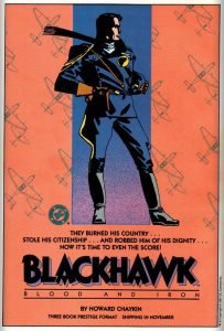 Pre-Toronto Comicon Interview With Creator Howard Chaykin 4