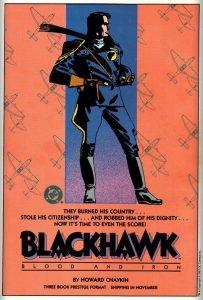 Pre-Toronto Comicon Interview With Creator Howard Chaykin 4