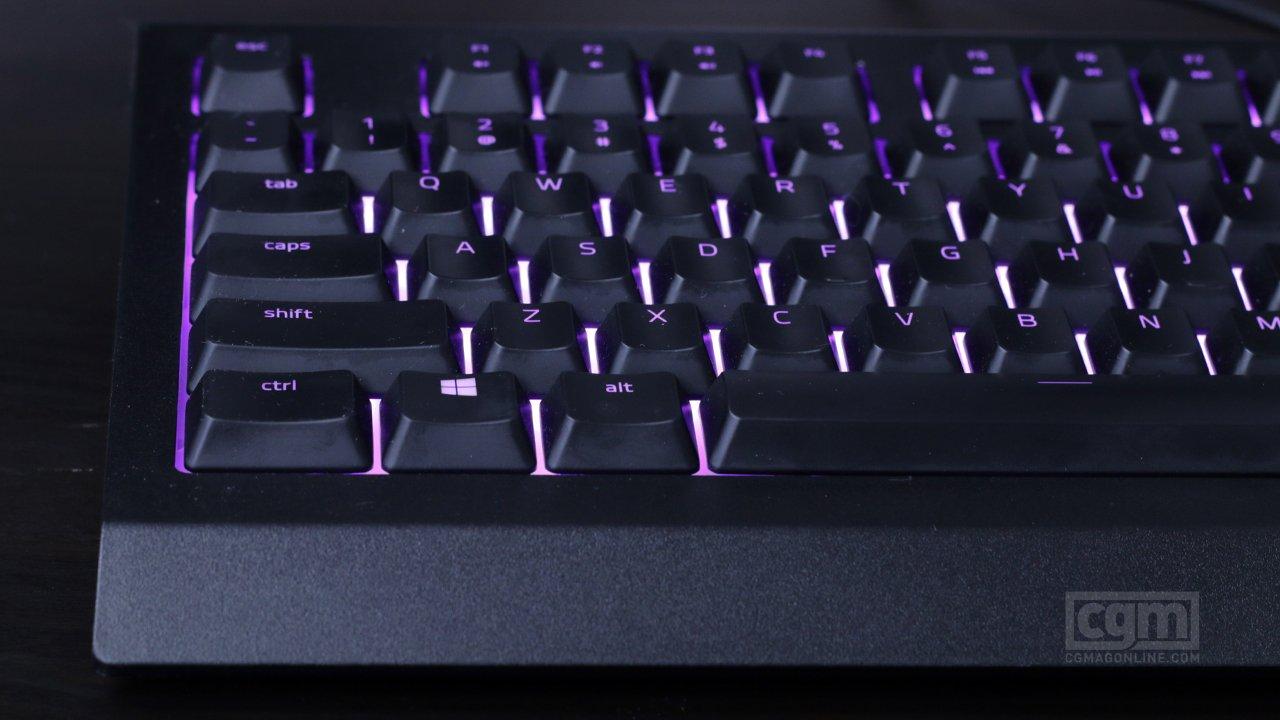Razer Cynosa Chroma (Keyboard) Review 8