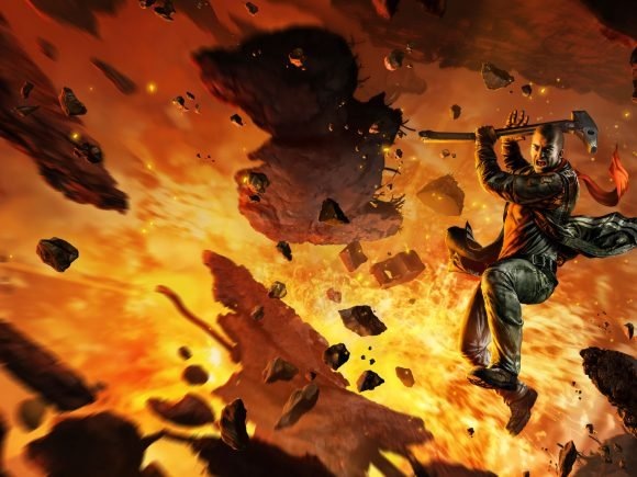 Red Faction Guerrilla is getting Re-Mars-tered 1