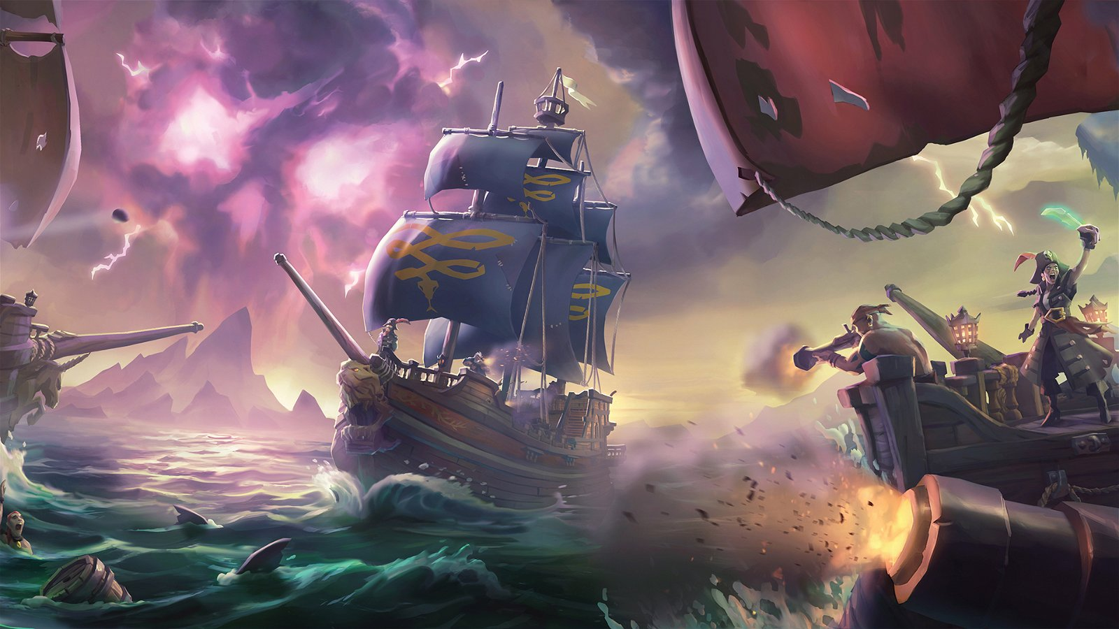 Sea of Thieves (Xbox One, PC) Review
