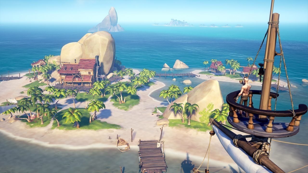Sea of Thieves (Xbox One, PC) Review 3