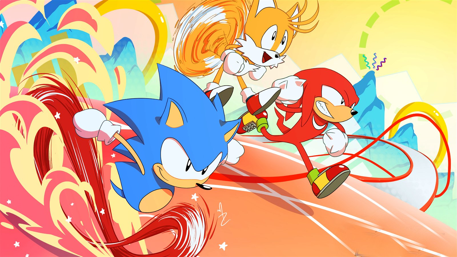 Sonic Mania Plus, New Playable Characters, and Animated ...