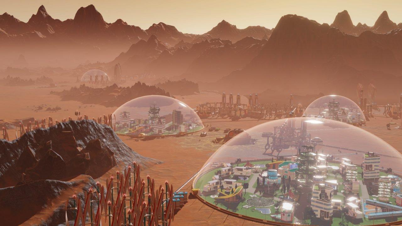 Surviving Mars (PC) Review 3