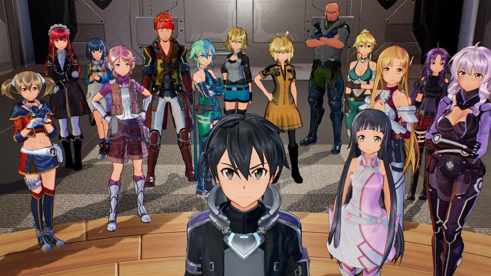 Sword Art Online: Fatal Bullet (Playstation 4) Review