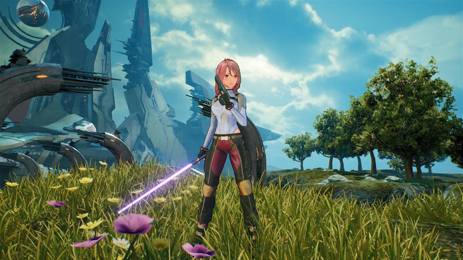 Sword Art Online: Fatal Bullet (Playstation 4) Review 2
