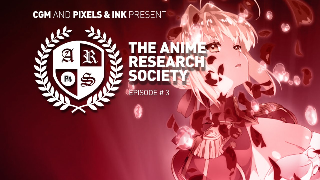 The Anime Research Society: Episode #3