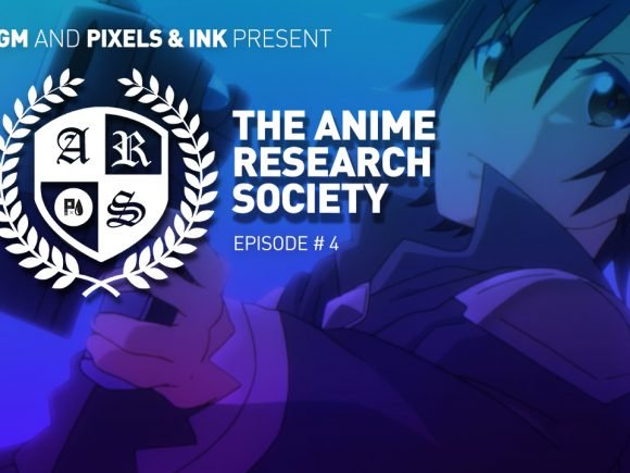 The Anime Research Society: Episode #4