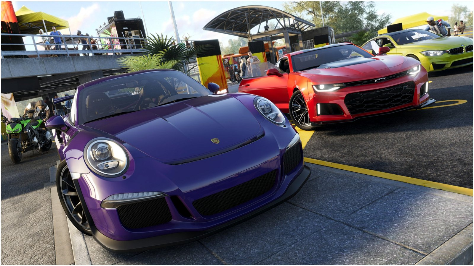 The Crew 2 Announced and Coming This Summer