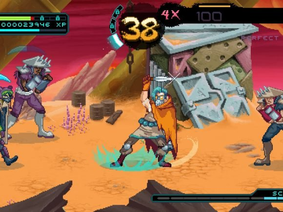Way of the Passive Fist (PS4) Review 3