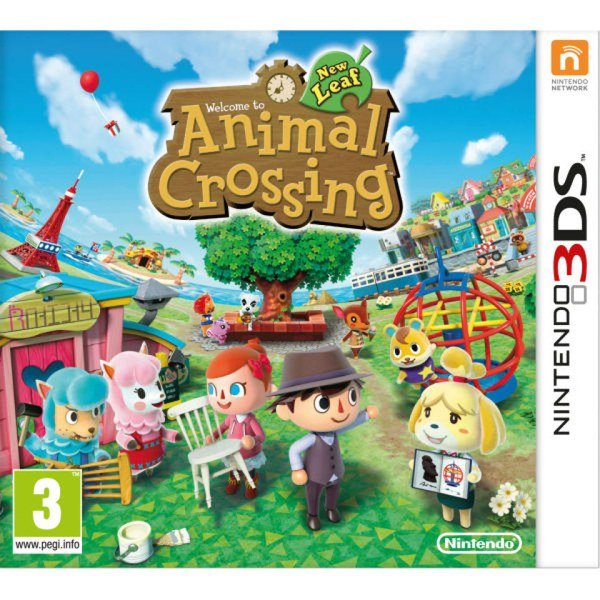 Animal Crossing: New Leaf (3DS) Review 3