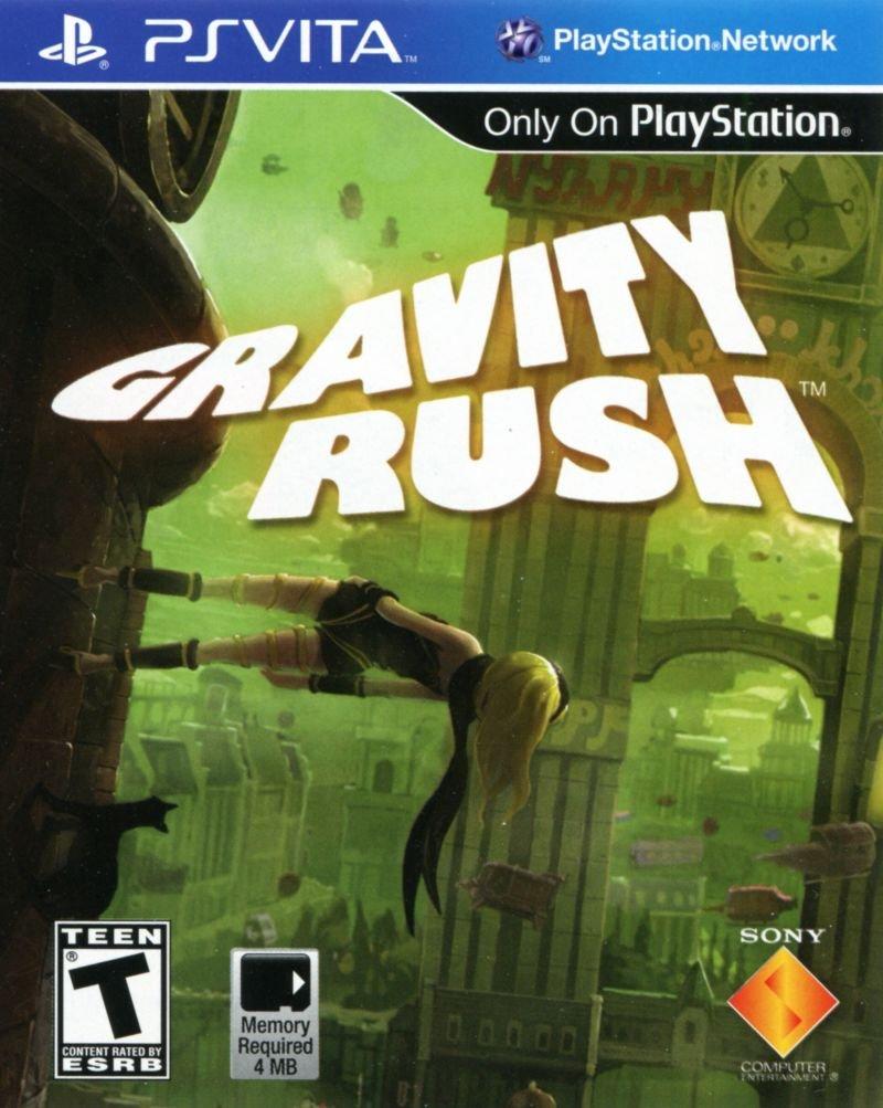 Gravity Rush (PS Vita) Review 3