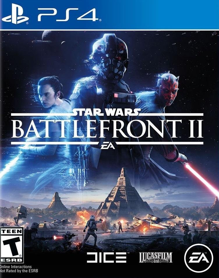 Star Wars Battlefront 2 (PS4) Review – Some Games Fall to the Dark Side of Micro-Transactions. 1