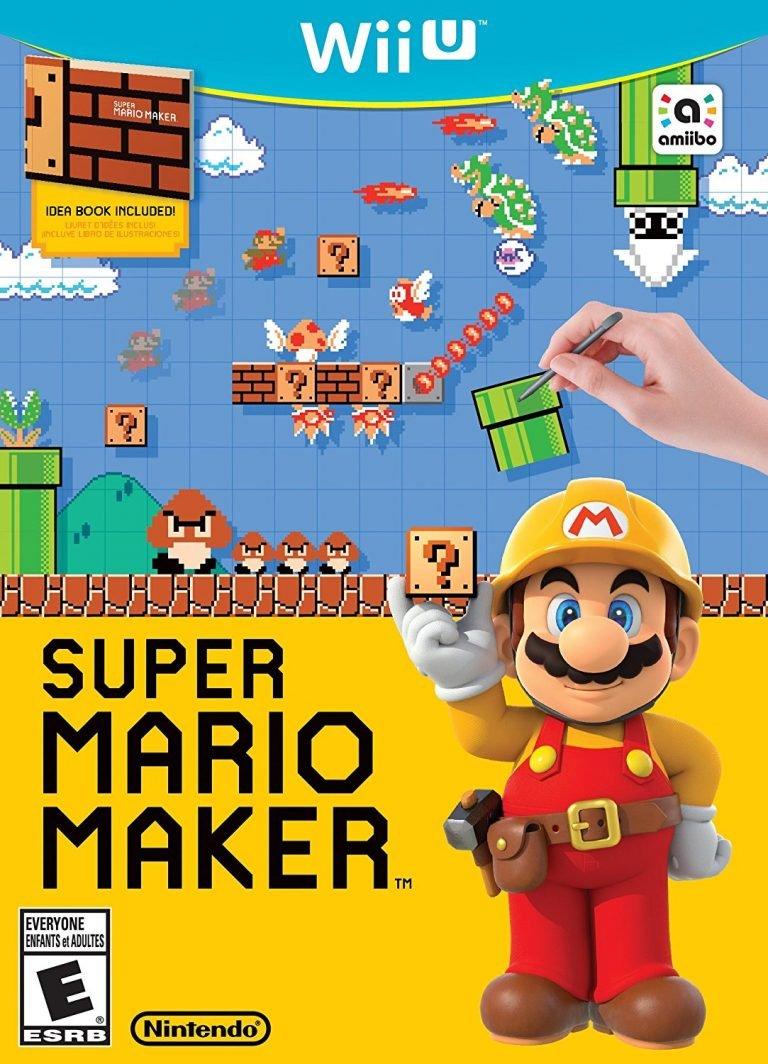 Super Mario Maker (Wii U) Review 2