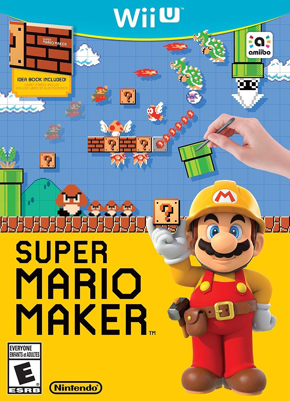 Super Mario Maker (Wii U) Review 3