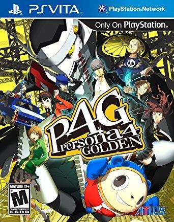 Persona 4 Golden (PS Vita) Review 3