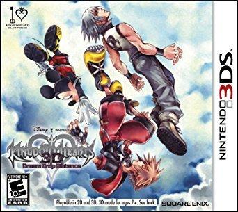 Kingdom Hearts 3D: Dream Drop Distance (3DS) Review 3