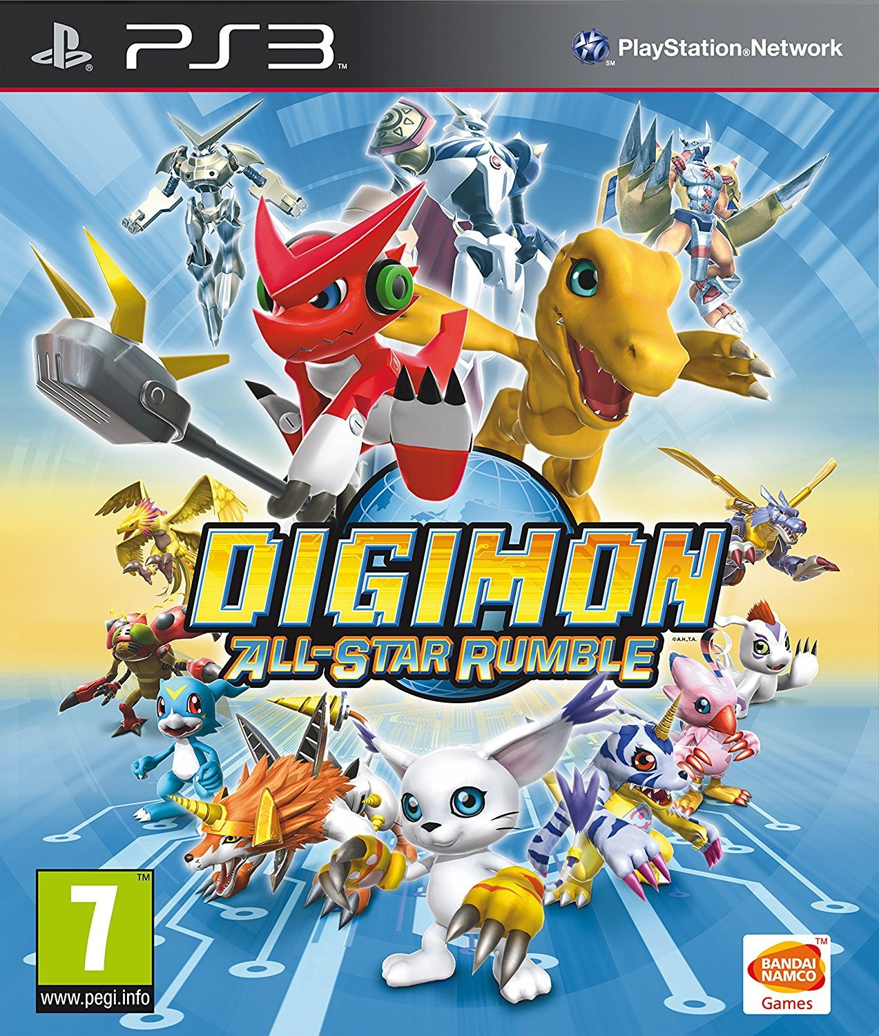 Digimon All-Star Rumble (PS3) Review 6