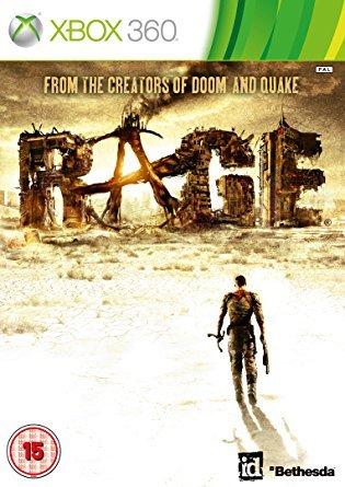 Rage (XBOX 360) Review 3