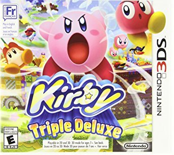 Kirby: Triple Deluxe (3ds) Review 7