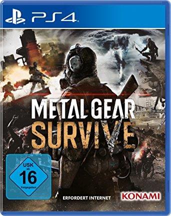 Metal Gear Survive (PS4) Review