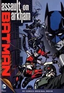 Batman: Assault On Arkham Movie Review