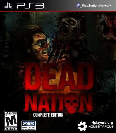 Dead Nation (PS3) Review 3