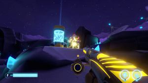 Aftercharge Preview: Like Shooting Robots in a Barrel