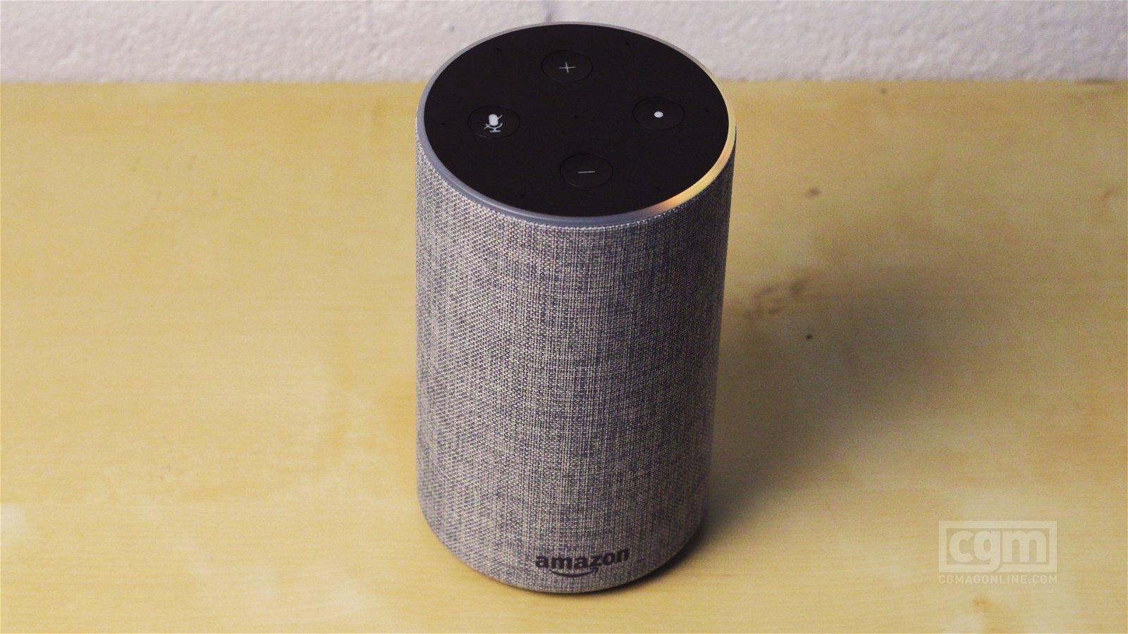 Amazon Echo 2 (Hardware) Review 1
