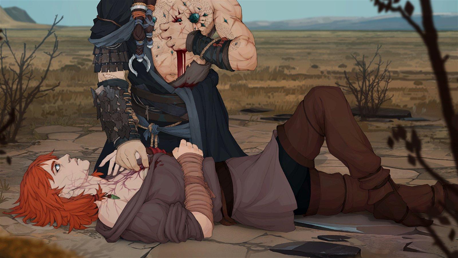 Ash of Gods: Redemption (PC) Review 2