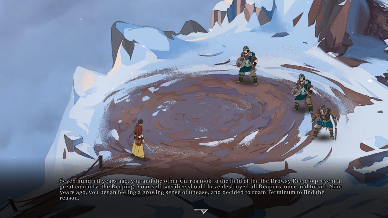 Ash Of Gods: Redemption (Pc) Review 4