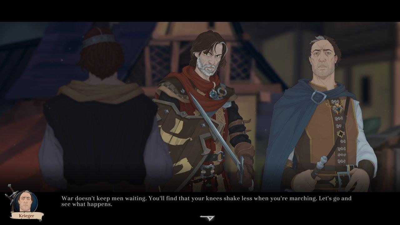 Ash Of Gods: Redemption (Pc) Review 5