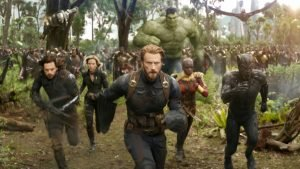 Avengers: Infinity War (Movie) Review