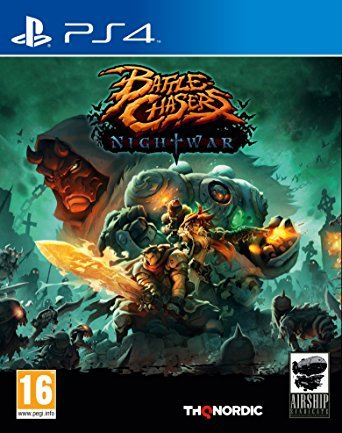 Battle Chasers: Nightwar Review 1