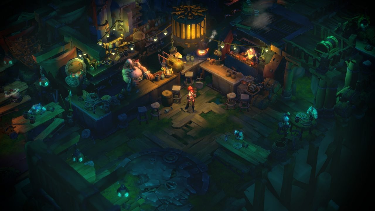Battle Chasers: Nightwar Review 3