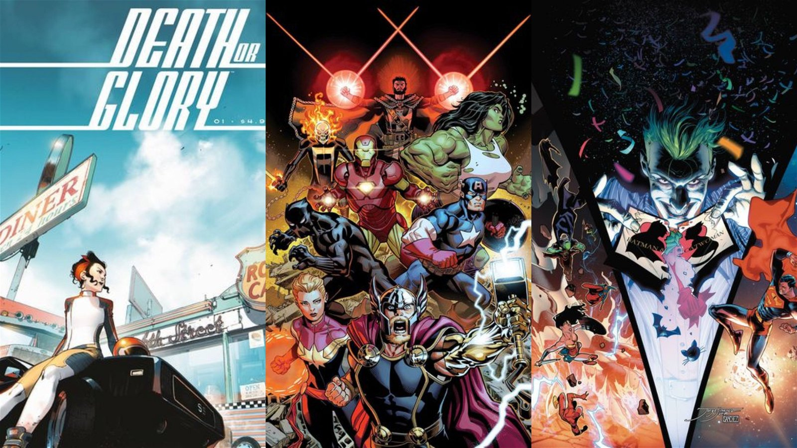 Best Comics to Buy This Week: Featuring Avengers #1 2
