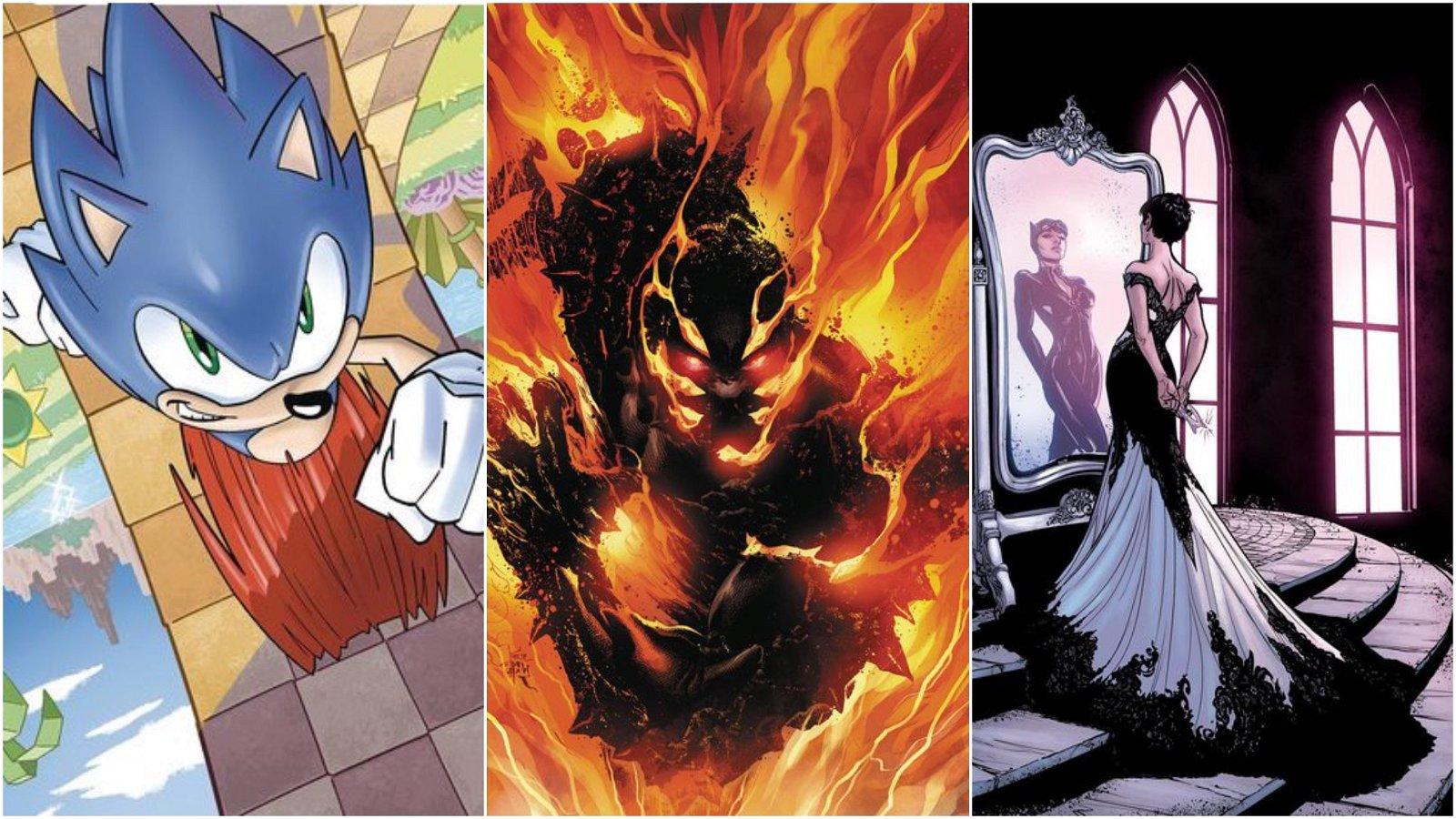 Best Comics to Buy This Week: Something Borrowed, Something Blue 1